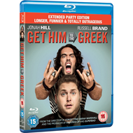 Get Him To The Greek - Extended Edition (UK-import) (BLU-RAY)