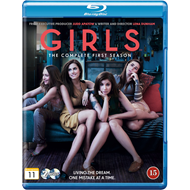 Girls - Sesong 1 (BLU-RAY)