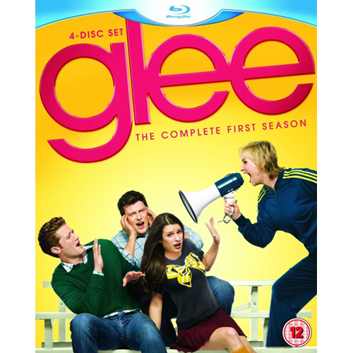 Glee - Sesong 1 (UK-import) (BLU-RAY)