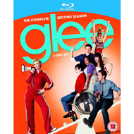 Glee - Sesong 2 (UK-import) (BLU-RAY)