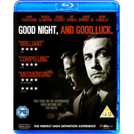 Good Night, And Good Luck (UK-import) (BLU-RAY)