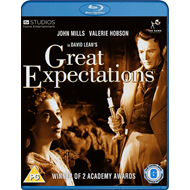 Great Expectations (UK-import) (BLU-RAY)