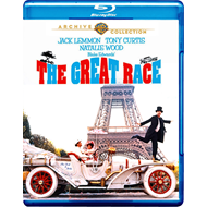 Produktbilde for The Great Race (BLU-RAY)