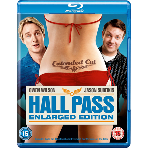 Hall Pass - Extended Cut (UK-import) (BLU-RAY)