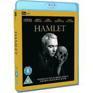 Hamlet (UK-import) (BLU-RAY)