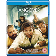 The Hangover - Part 2 (UK-import) (BLU-RAY)
