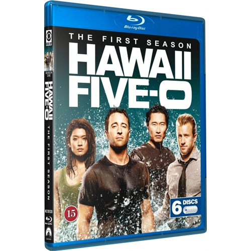 Hawaii Five-O - Sesong 1 (BLU-RAY)