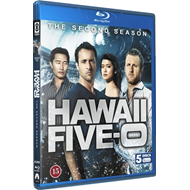 Hawaii Five-O - Sesong 2 (BLU-RAY)