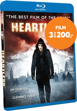 Heartless (DK-import) (BLU-RAY)