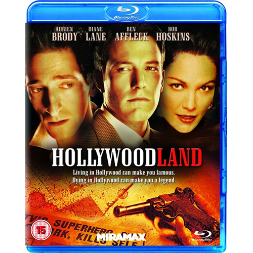 Hollywoodland (UK-import) (BLU-RAY)