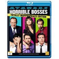 Horrible Bosses - Totally Inappopriate Edition (BLU-RAY)