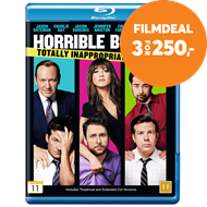 Produktbilde for Horrible Bosses - Totally Inappopriate Edition (BLU-RAY)