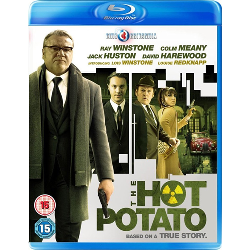 The Hot Potato (UK-import) (BLU-RAY)