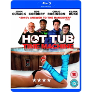 Hot Tub Time Machine (UK-import) (BLU-RAY)