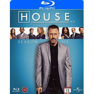 House M.D. - Sesong 6 (DVD)
