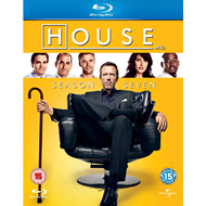 House M.D. - Sesong 7 (UK-import) (BLU-RAY)