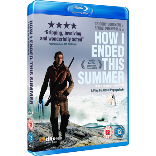 How I Ended This Summer (UK-import) (BLU-RAY)
