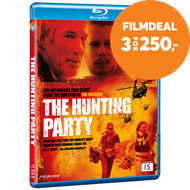 Produktbilde for The Hunting Party (BLU-RAY)