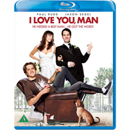 I Love You, Man (BLU-RAY)