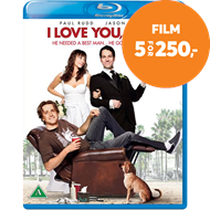 Produktbilde for I Love You, Man (BLU-RAY)