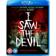 I Saw The Devil (UK-import) (BLU-RAY)