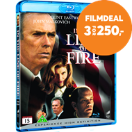 Produktbilde for I Skuddlinjen (BLU-RAY)