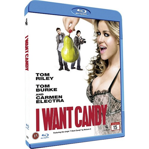 I Want Candy (BLU-RAY)