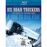 Ice Road Truckers - Sesong 3 (BLU-RAY)