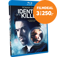 Produktbilde for Identity Of A Killer (DK-import) (BLU-RAY)