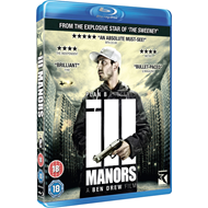 Ill Manors (UK-import) (BLU-RAY)
