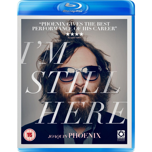 I'm Still Here (UK-import) (BLU-RAY)