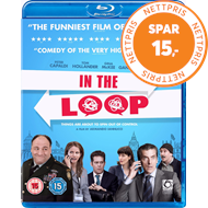 Produktbilde for In The Loop (UK-import) (BLU-RAY)