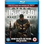 Ironclad (UK-import) (BLU-RAY)