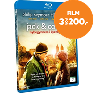 Produktbilde for Jack & Connie (DK-import) (BLU-RAY)