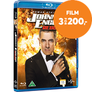 Produktbilde for Johnny English Reborn (BLU-RAY)