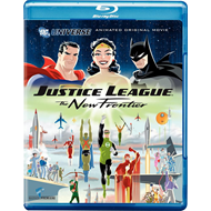 Justice League - The New Frontier (BLU-RAY)
