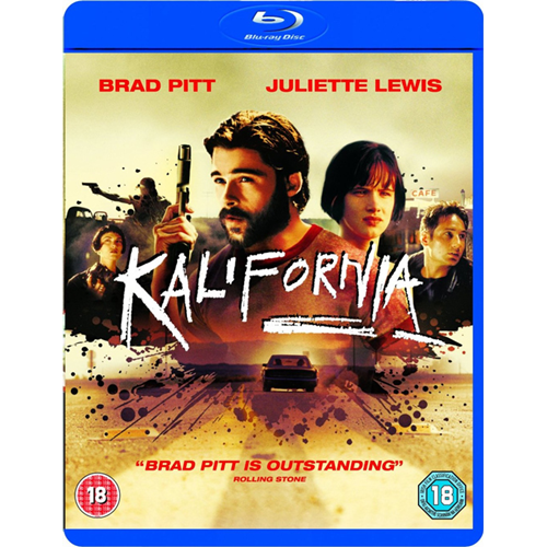 Kalifornia (UK-import) (BLU-RAY)
