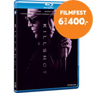 Produktbilde for Killshot (BLU-RAY)