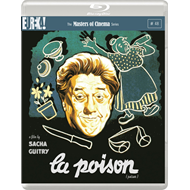 La Poison (UK-import) (BLU-RAY)