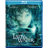 Produktbilde for Lady In The Water (BLU-RAY)