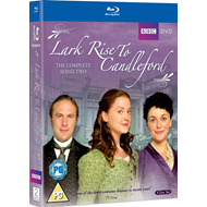 Lark Rise To Candleford - Sesong 2 (UK-import) (BLU-RAY)