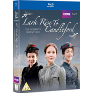 Lark Rise To Candleford - Sesong 3 (UK-import) (BLU-RAY)