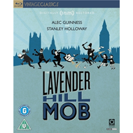 The Lavender Hill Mob (UK-import) (BLU-RAY)
