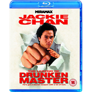 The Legend Of A Drunken Master (UK-import) (BLU-RAY)