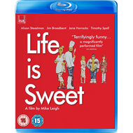 Life Is Sweet (UK-import) (BLU-RAY)