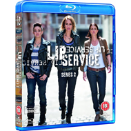 Lip Service - Sesong 2 (UK-import) (BLU-RAY)