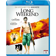 Long Weekend (DK-import) (BLU-RAY)