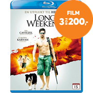 Produktbilde for Long Weekend (DK-import) (BLU-RAY)