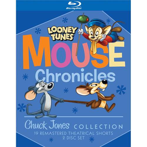 Looney Tunes Mouse Chronicles - The Chuck Jones Collection (BLU-RAY)