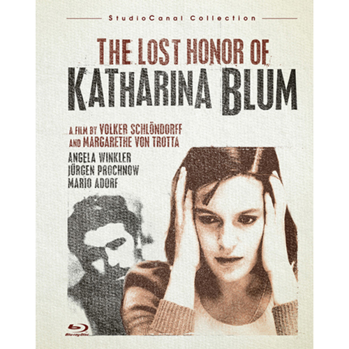 The Lost Honour Of Katharina Blum (UK-import) (BLU-RAY)